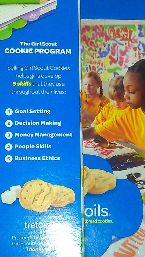 It's Girl Scout Season!